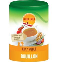Bouillon & Aroma Sublimix Kippenbouillon glutenvrij 220 gram