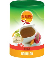 Bouillon & Aroma Sublimix Vleesbouillon glutenvrij 550 gram