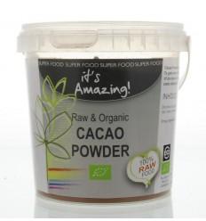 It'S Amazing Raw & organic cacao poeder 300 gram |