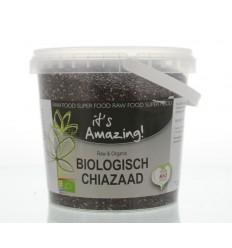 It'S Amazing Chia zaad bio 750 gram | Superfoodstore.nl