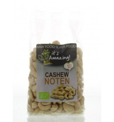 It'S Amazing Cashews bio 300 gram | € 7.03 | Superfoodstore.nl