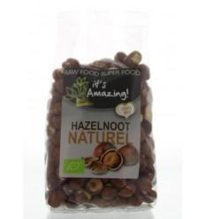 It'S Amazing Hazelnoten naturel bruin bio 300 gram | € 4.39 | Superfoodstore.nl