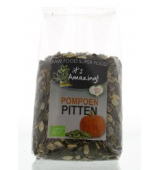 It's Amazing Pompoenpitten 500 gram | Superfoodstore.nl