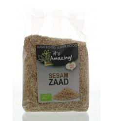 It'S Amazing Sesamzaad bio 500 gram | Superfoodstore.nl