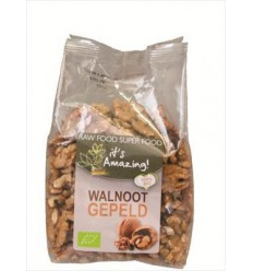 It'S Amazing Gepelde walnoten bio 300 gram | € 6.15 | Superfoodstore.nl