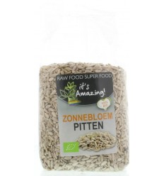 It'S Amazing Zonnebloempitten bio 500 gram | Superfoodstore.nl