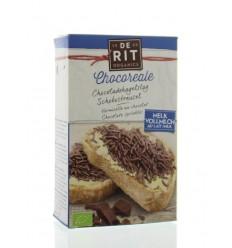 De Rit Chocoreale hagelslag melk 225 gram | Superfoodstore.nl