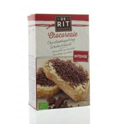 De Rit Chocoreale hagelslag puur 225 gram | € 3.67 | Superfoodstore.nl
