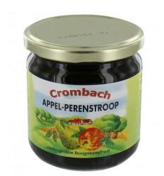 Crombach Appel perenstroop 450 gram | Superfoodstore.nl