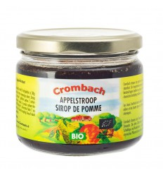 Crombach Appelstroop bio 330 gram | € 3.15 | Superfoodstore.nl