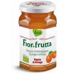 Fiordifrutta Sinaasappeljam 260 gram   Superfoodstore.nl
