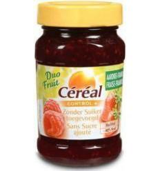 Cereal Fruit aardbei framboos suikervrij 270 gram  