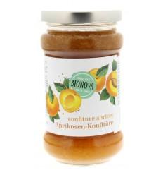Bionova Abrikozen jam 340 gram | Superfoodstore.nl