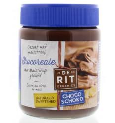 De Rit Chocoreale chocopasta mais stroop 270 gram | € 3.80 | Superfoodstore.nl