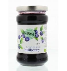 Bionova Bosbessenjam 340 gram | € 2.52 | Superfoodstore.nl