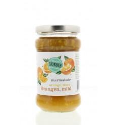 Bionova Sinaasappelmarmelade mild 340 gram | Superfoodstore.nl