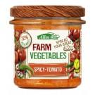 Allos Farm vegetables pittige tomaat 135 gram