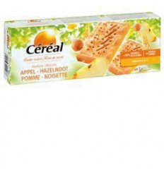Cereal Appel hazelnoot koek 230 gram | € 3.42 | Superfoodstore.nl