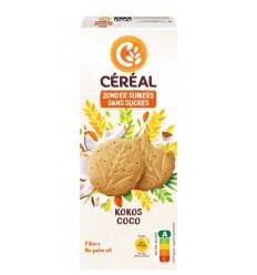 Cereal Kokos koek 132 gram | Superfoodstore.nl