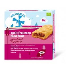 Molenaartje Spelt fruitreep rood fruit 180 gram | € 3.03 | Superfoodstore.nl