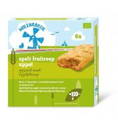 Molenaartje Spelt fruitreep appel 180 gram | € 3.03 | Superfoodstore.nl