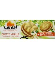Cereal Duette vanille suikervrij 150 gram | € 3.41 | Superfoodstore.nl