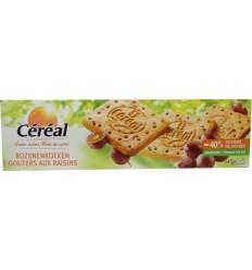 Cereal Rozijnenkoeken minder suiker 360 gram | Superfoodstore.nl