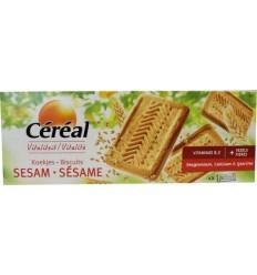 Cereal Koekjes sesam 230 gram | Superfoodstore.nl
