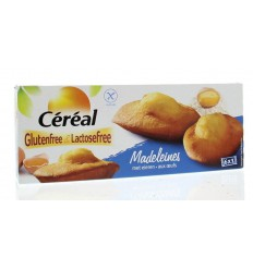 Cereal Madeleine glutenvrij 180 gram | Superfoodstore.nl