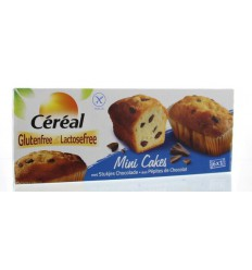 Cereal Cake mini choco glutenvrij 230 gram | € 3.97 | Superfoodstore.nl