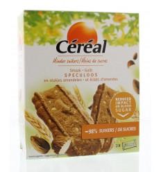 Cereal Speculaas met amandel 113 gram | Superfoodstore.nl
