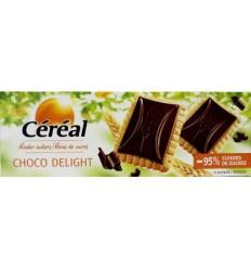 Cereal Koek choco delight minder suikers 126 gram |