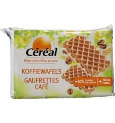 Cereal Koffiewafels minder suiker maltitol 90 gram |