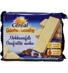 Cereal Mokkawafels glutenvrij 125 gram | Superfoodstore.nl