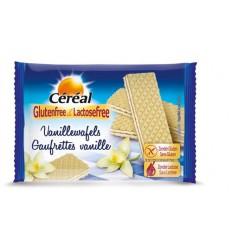 Cereal Vanille wafels glutenvrij 125 gram | € 2.69 | Superfoodstore.nl