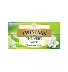 Thee Twinings Green jasmine 25 zakjes kopen