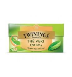 Twinings Green earl grey 25 zakjes | Superfoodstore.nl