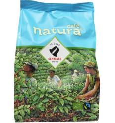 Cafe Natura Espresso koffiecap 15 stuks | Superfoodstore.nl