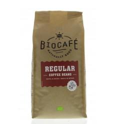 Biocafe Koffiebonen regular 1 kg | Superfoodstore.nl