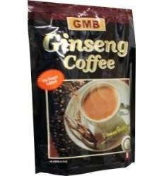 GMB Ginseng coffee suikervrij 10 sachets | Superfoodstore.nl