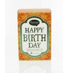 Natural Temptation Happy birthday thee bio 18 zakjes | € 3.17 | Superfoodstore.nl