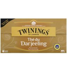 Thee Twinings Darjeeling envelop 25 stuks kopen