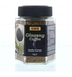 GMB Ginseng coffee 50 gram   Superfoodstore.nl