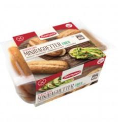 Semper Mini baguettes fibre 6 stuks | Superfoodstore.nl