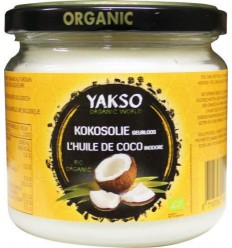 Yakso Kokosolie geurloos 320 ml | Superfoodstore.nl