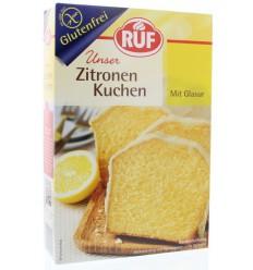 RUF Cakemix citroen 530 gram | Superfoodstore.nl