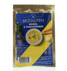 Bezgluten Kippensoep 22 gram | Superfoodstore.nl