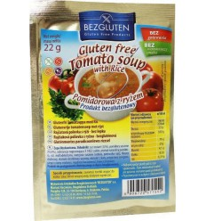 Bezgluten Tomatensoep 22 gram   Superfoodstore.nl