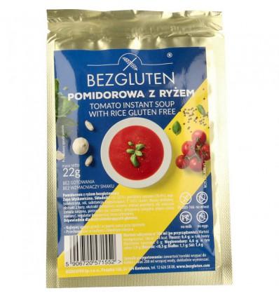 Bezgluten Tomatensoep 22 gram