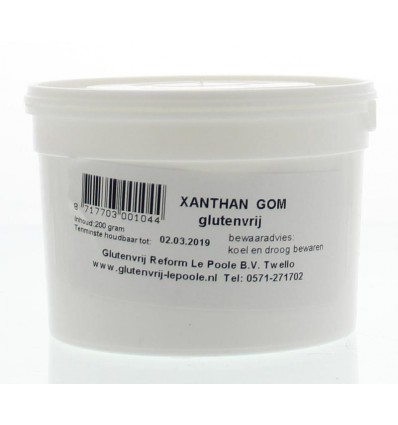 Kauwgom Le Poole Xanthaangom 200 gram kopen